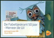 NEDERLAND: PZM 580 FABELTJESKRANT MENEER DE UIL.