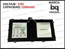 BATERIA ORIGINAL TABLET BQ Aquaris M10 / M10 FHD 3.8V 7280mAh (bq battery 7280)