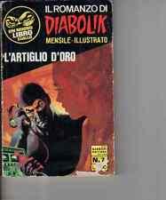 Il Romanzo di Diabolik n 7