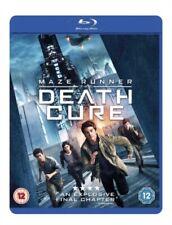 Maze Runner The Death Cure Blu-Ray - Region Free