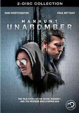 Manhunt Unabomber - DVD Region 1