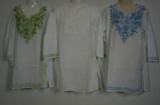 Viscose 3/4 Sleeve Hand-wash Only Casual Tops & Blouses for Women