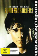 Eddie and The Cruisers 1 & 2 DVD Postage Within Australia Region All
