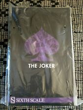 RARE SIDESHOW COLLECTIBLES THE JOKER DC COMICS 1/6 SCALE FIGURE