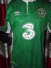 2016-18 Ireland Home Umbro (XL) Jersey Trikot Maillot Shirt Maglia Camiseta