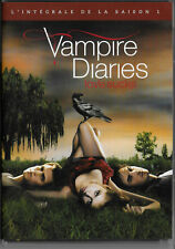 Vampire diaries - Saison 1 - Coffret 5 Dvd - TBE