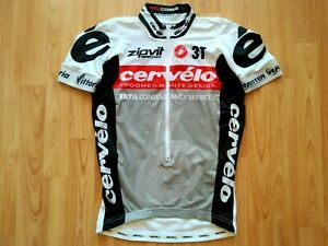 Cervélo Test Team 2010 TdF Edition Aero Race Jersey Castelli Size: M NEW, RARE!