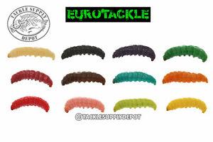 Eurotackle Wax Mummy Worm Ice Pan Trout Fishing Spike Maggot Grub 30+pk - Pick