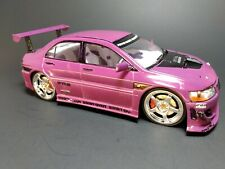 2005 Mitsubishi Lancer Evolution VIII Fast and The Furious 1/25 Built Model Car