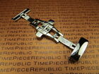 New HQ 18mm Swiss 316L Stainless DEPLOYMENT CLASP BUCKLE Polish 18 mm PO