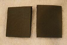 BSA BOY SCOUT SHOULDER BOARDS LOOPS EPAULETTES - OLIVE GREEN  (pair)
