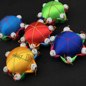 Wholesale 5pcs Classic Chinese Handmade Vintage Silk Pin Cushion 10 Cute Kids