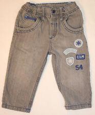 Baby-Hosen & -Shorts für Jungen im Jeans-Stil aus 100% Baumwolle mit Motiv