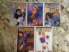 Aspen Comics - Executive Assistant Comic Lot (9 Books)