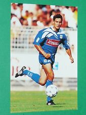 PHOTO UNFP FOOT 2000 SEC BASTIA SECB SCB SWIERCZEWSKI FOOTBALL 1999-2000 PANINI