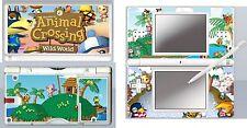 Nintendo DS Lite-animal crossing - 4 piece Decal Autocollant peau
