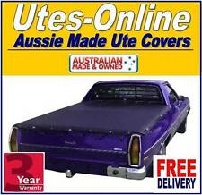 Holden HQ-HJ-HX-HZ-WB UTE SOFT TONNEAU COVER TARP (1971 to 1984)