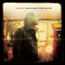 What a Heart Is Beating For * by Chris Rice (Composer) (CD, Jul-2007,...