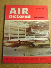 AIR PICTORIAL - SUD CARAVELLE - May 1971 Vol 33 # 5