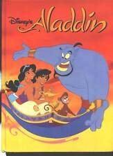 Aladdin - Disney Twin (1992, Hardcover) Large Format