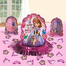 Disney Sofia the First Princess Birthday Party Table Centerpiece Decoration Kit