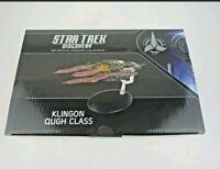 Eaglemoss Star Trek Klingon Qugh-Class Destroyer XL issue #8  Discovery Season1