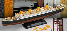 NEW 1/700 TITANIC Multi-Colored RMS Titanic Model Ship #14214 ACADEMY Model kit
