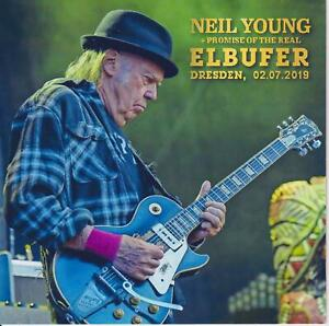 "Neil Young & Promise Of The Real Do-CD ""Live Dresden 2019"