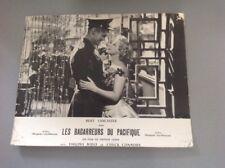 PHOTO D'EXPLOITATION LOBBY CARD - LES BAGAREURS DU PACIFIQUE (BURT LANCASTER)