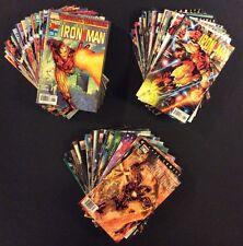 IRON MAN #1-89 + Annuals Comic Books FULL 3rd SERIES Marvel Kurt Busiek AVENGERS