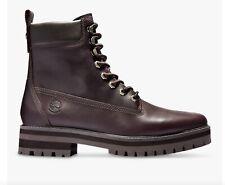 Timberland Courma Guy 6-Inch Premium Waterproof Boots, Dark Brown, 7