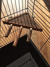 Corner Pedicuring Platform With Three Perches