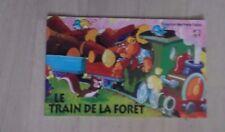 Le train de la foret collection mes petits trains