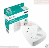 *NEW* AICO Ei261ENRC Mains Lithium Battery CARBON MONOXIDE GAS Alarm Detector