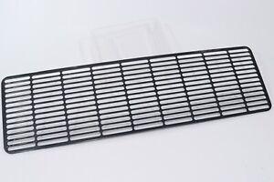 Polaris Ranger UTV 5245329-067 Black Upper Bumper Grille Plate OEM New NOS