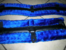 "HORSE SIZE HARNESS PADS, THESE ARE ""THE REALLY GOOD KIND"", AMISH MADE, AND NICE!"