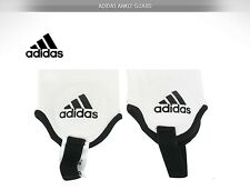 New Adidas Soccer Football Ankle Guard Brace Shield Protector Dual sided