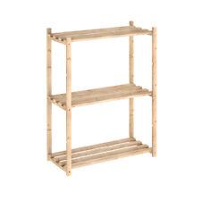 Scaffale ''IRIDE'' in legno di abete di massello 60x30x100h