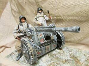 Action man field gun