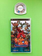 Power Stone Collection PSP PlayStation pal Capcom 2006 CV Game OVP cib box W nuevo