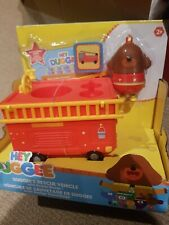 Hey Duggee Rescue Vehicle Playset