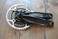 Vintage VGC - PRODIGY XC RACE FACE FORGED - road bike crankset 44/32/22t 175