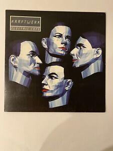 Kraftwerk – Electric Cafe - Warner Bros. US LP 1986 gatefold