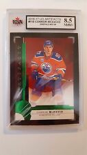 Connor McDavid 2016-17 UD Emerald Artifacts #50/99 KSA Graded 8.5!!