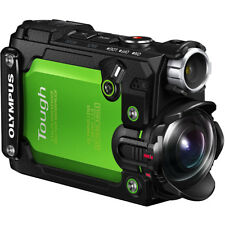 Olympus Stylus TG-Tracker 4K Action Cam Water/Shock/Freeze-proof (Green)