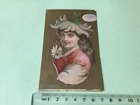 Demorest Model Magazine  Victorian American Advertising Trade Card Ref 49420