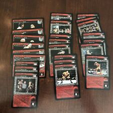 Raw Deal 24 Rare Reversal Lot! WWE WWF Cards See pics!