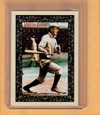 Wee Willie Keeler, Baltimore Orioles Hall Of Fame leadoff hitter