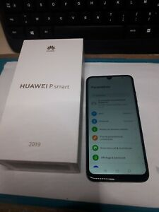 Huawei p smart 2019 64gb noir débloqué