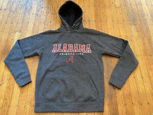 University of Alabama Crimson Tide Hoodie Sweatshirt by Colosseum Men's Small